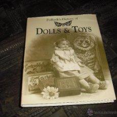 Libros de segunda mano: DOLLS & TOYS,, 210 PAG,BLANCO Y NEGRO, AÑO 1979, DESCATALOGADO (INGLES). Lote 53061333