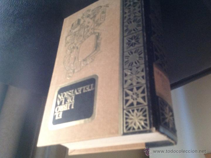 Libros de segunda mano: El libro de la televisión 1971 De Alfonso Lagoma. - Foto 3 - 53063020