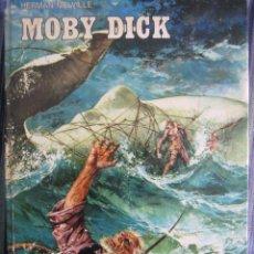 Libros de segunda mano: LIBRO MOBY DICK DE HERMAN MELVILLE. Lote 53069440