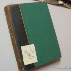 Libros de segunda mano: MANUAL TEÓRICO PRÁCTICO DE PROCEDIMIENTO JUDICIAL ARRENDATICIO RÚSTICOF CERRILLO QUILEZ195. Lote 53109990