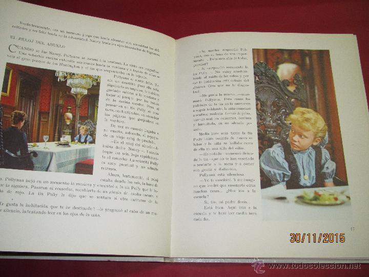 Libros de segunda mano: Antiguo *EL SECRETO DE POLLYANA* de Walt Disney y Ediciones GAISA del Año 1968 - Foto 3 - 53123598
