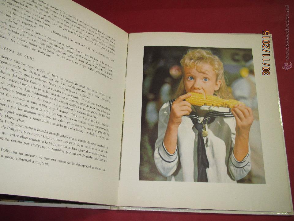 Libros de segunda mano: Antiguo *EL SECRETO DE POLLYANA* de Walt Disney y Ediciones GAISA del Año 1968 - Foto 4 - 53123598