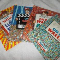 Libros de segunda mano: ON ÉS WALLY. Lote 53129100
