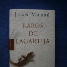 Libros de segunda mano: RABOS DE LAGARTIJA. Lote 53148271