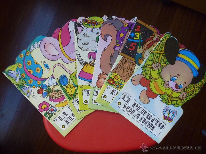 TROQUELADOS BRUGUERA PATITA RATITA ARDILLA PERRITO PROFE LEONCIO (Libros de Segunda Mano - Literatura Infantil y Juvenil - Otros)