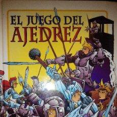 Libros de segunda mano: EL JUEGO DEL AJEDREZ SUSAETA NIÑOS INFANTIL JUVENIL. Lote 53159243