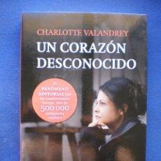 Libros de segunda mano: UN CORAZON DESCONOCIDO. Lote 53160509