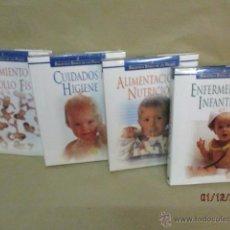 Libros de segunda mano: ENCICLOPEDIA BASICA DE LOS PADRES, 4 TOMOS PRECINTADOS, . Lote 53168035