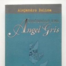 Libros de segunda mano: CRÓNICAS DEL ANGEL GRIS - DOLINA, ALEJANDRO - EDICIONES COLIHUE - 1996. Lote 53181565
