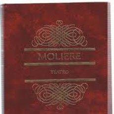 Libros de segunda mano: MOLIERE OBRAS TEATRALES EDICIONES GINER 1973 TAPA DURA. Lote 53183912