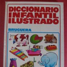 Second hand books - DICCIONARIO INFANTIL ILUSTRADO, BRUGUERA, 1977 - 53187312