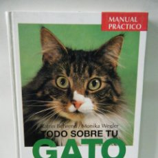 Libros de segunda mano: V V. A A. TODO SOBRE TU GATO .. Lote 53187705