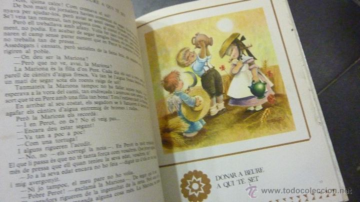 Libros de segunda mano: Les obres de misericordia . frederic revilla ilustraciones Ferrandiz . edigraf 1970 catalan - Foto 3 - 53191428