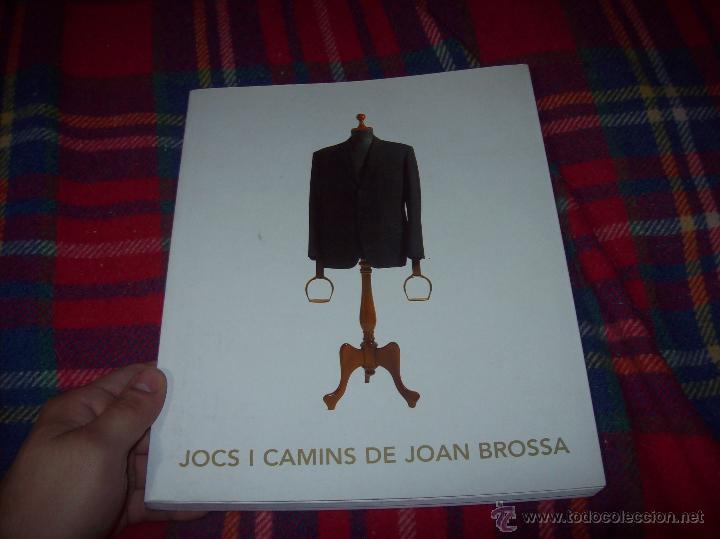 Libros de segunda mano: JOCS I CAMINS DE JOAN BROSSA. ES BALUARD.AJUNTAMENT DE PALMA. 2004. IMPRESIONANTE EJEMPLAR. FOTOS. - Foto 2 - 166533412