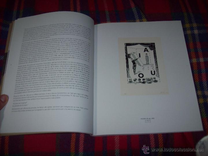 Libros de segunda mano: JOCS I CAMINS DE JOAN BROSSA. ES BALUARD.AJUNTAMENT DE PALMA. 2004. IMPRESIONANTE EJEMPLAR. FOTOS. - Foto 8 - 166533412