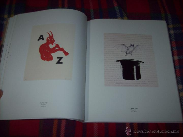 Libros de segunda mano: JOCS I CAMINS DE JOAN BROSSA. ES BALUARD.AJUNTAMENT DE PALMA. 2004. IMPRESIONANTE EJEMPLAR. FOTOS. - Foto 12 - 166533412