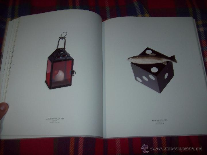 Libros de segunda mano: JOCS I CAMINS DE JOAN BROSSA. ES BALUARD.AJUNTAMENT DE PALMA. 2004. IMPRESIONANTE EJEMPLAR. FOTOS. - Foto 15 - 166533412