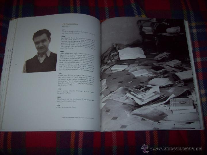 Libros de segunda mano: JOCS I CAMINS DE JOAN BROSSA. ES BALUARD.AJUNTAMENT DE PALMA. 2004. IMPRESIONANTE EJEMPLAR. FOTOS. - Foto 22 - 166533412