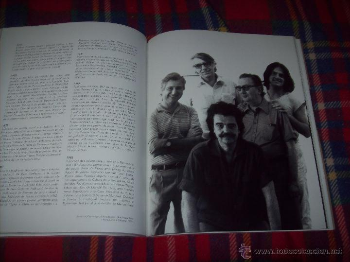 Libros de segunda mano: JOCS I CAMINS DE JOAN BROSSA. ES BALUARD.AJUNTAMENT DE PALMA. 2004. IMPRESIONANTE EJEMPLAR. FOTOS. - Foto 24 - 166533412