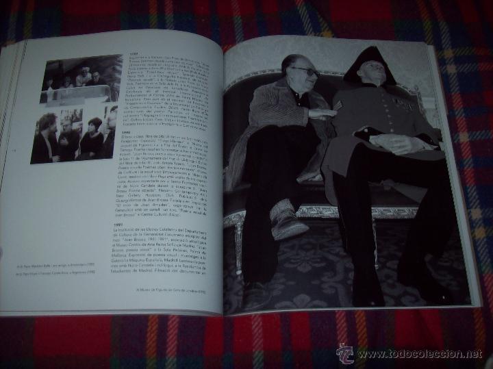 Libros de segunda mano: JOCS I CAMINS DE JOAN BROSSA. ES BALUARD.AJUNTAMENT DE PALMA. 2004. IMPRESIONANTE EJEMPLAR. FOTOS. - Foto 25 - 166533412