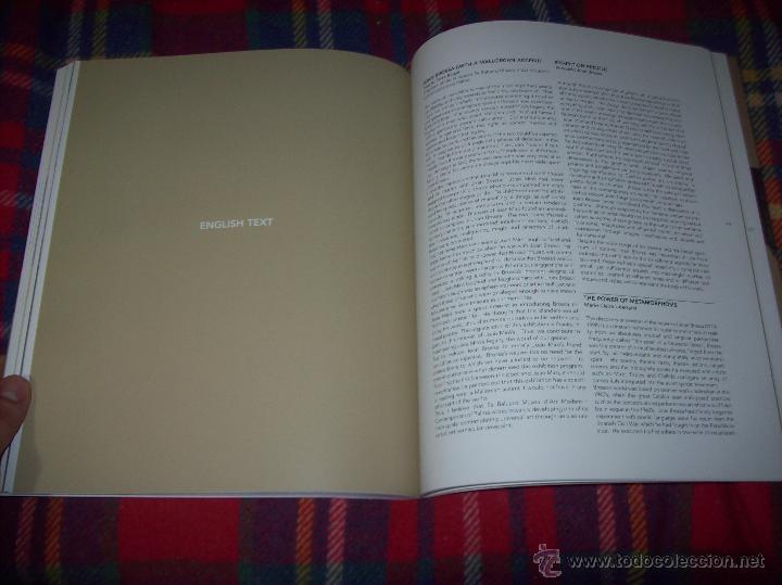 Libros de segunda mano: JOCS I CAMINS DE JOAN BROSSA. ES BALUARD.AJUNTAMENT DE PALMA. 2004. IMPRESIONANTE EJEMPLAR. FOTOS. - Foto 28 - 166533412