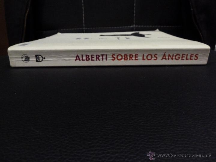 Libros de segunda mano: ALBERTI SOBRE LOS ANGELES - Foto 5 - 53205655