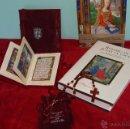 Libros de segunda mano: LIBRO DE HORAS DE JUANA I DE CASTILLA ROSARIO DE JUANA DE CASTILLA .FACSSIMIL TIRADA LIMITADA Y CERT. Lote 53213041