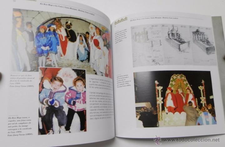 Libros de segunda mano: ELS REIS MAGS A LES CORTS I SANTS-MONTJUÏC. HISTÒRIA D'UNA TRADICIÓ - Foto 2 - 53221244