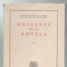 Libros de segunda mano: EDICIÓN NACIONAL DE LAS OBRAS COMPLETAS DE MENÉNDEZ PELAYO. LEER MÁS.. Lote 53235304