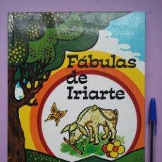 Libros de segunda mano: FABULAS DE IRIARTE, EVEREST,1979, SEGUNDA EDICION. Lote 53255201