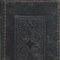 Libros de segunda mano: REGLAMENTO PARA EL EJERCICIO Y MANIOBRAS DE LA INFANTERIA, TOMO II, IMPRENTA DE LA DIRECCION GENERAL. Lote 53258972