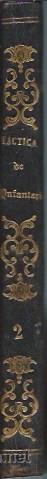 Libros de segunda mano: REGLAMENTO PARA EL EJERCICIO Y MANIOBRAS DE LA INFANTERIA, TOMO II, IMPRENTA DE LA DIRECCION GENERAL - Foto 3 - 53258972