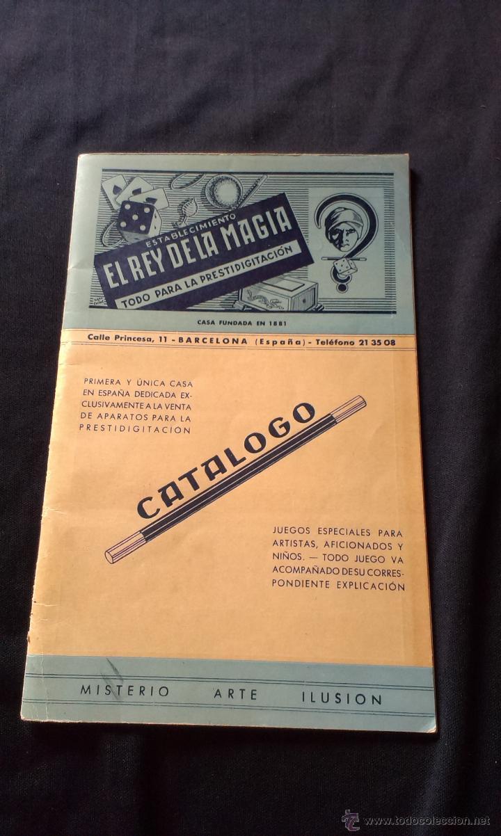 4b7719ede1 Catalogo y lista de precios de el rey de la mag - Vendido en Subasta ...
