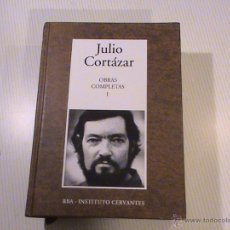 Libros de segunda mano: JULIO CORTAZAR. OBRAS COMPLETAS. TOMO I. . Lote 53278648
