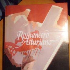 Libros de segunda mano: ROMANCERO ASTURIANO. ILUSTRACIONES B. SANJURJO. AYALGA EDICIONES, 1976. SELECCION DE TEXTOS, INTRODU. Lote 53346075