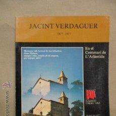 Gebrauchte Bücher - Jacint Verdaguer 1877 - 1977 - NADAL 1981 - CATALAN - 53369623