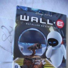 Libros de segunda mano: WALL E - LIBRO DE LA PELICULA - EVEREST - ENVIO GRATIS A ESPAÑA. Lote 113114104