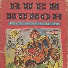 Libros de segunda mano: BUEN HUMOR (BRUGUERA 1944). Lote 53424295