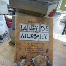 Livros em segunda mão: LIBRO LA LEY DE MURPHY ARTHUR BLOCH 2003 ED. TEMAS DE HOY L-10976. Lote 53447630