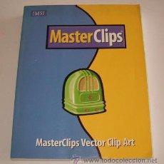 Libros de segunda mano: MASTER CLIPS. MASTERCLIPS VECTOR CLIP ART. 202.000 THUMNNAIL CATALOG. RM72509. . Lote 53462418