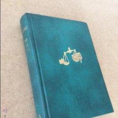 Libros de segunda mano: ELOGIO DE LOS JUECES. Lote 53463185