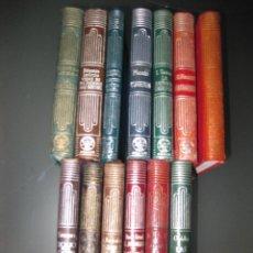 Libros de segunda mano: LOTE 13 LIBROS COLECCION CRISOL AGUILAR. Lote 53497512