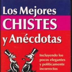 Libros de segunda mano: LOS MEJORES CHISTES DE HUMOR Y ANECDOTAS ·· ALLAN PEASE ·· ED. AMAT ··. Lote 53515481