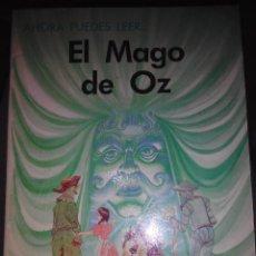 Libros de segunda mano: EL MAGO DE OZ AHORA PUEDES LEER... EVEREST. Lote 53536537