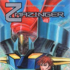 Libros de segunda mano: MAZINGER Z N. 1 GO NAGAI - RBA 2006 --(REF-HAMIARPUIZES4). Lote 53566985