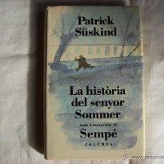 Libros de segunda mano: LA HISTÒRIA DEL SENYOR SOMMER. Lote 53578058