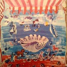 Libros de segunda mano: CANNES CASINO PALM BEACH 1965 ILUSTRACIONES JEAN DENIS-MALCLÉS, JEAN COCTEAU Y RAOUL DUFY. Lote 53581536