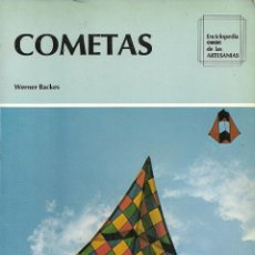 Libros de segunda mano: WERNER BACKES-COMETAS. DRAUCHEN BAUEN.1987.(V.O.).1990.. Lote 53631782