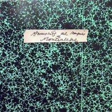 Libros de segunda mano: LA COLECCIÓN DE MANUSCRITOS DEL MARQUÉS DE MONTEALEGRE. 1677 (RODRÍGUEZ-MOÑINO) ACADEMIA DE HISTORIA. Lote 53632841