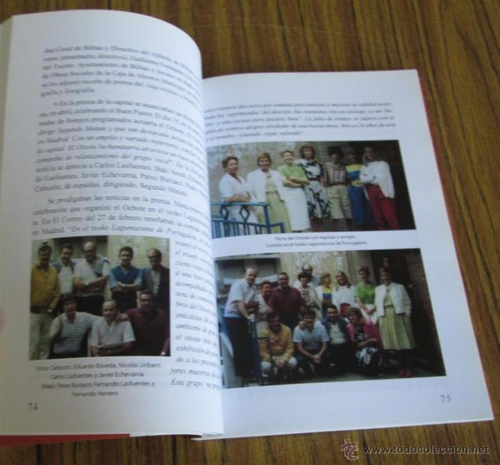 Libros de segunda mano: 50 AÑOS CANTANDO - Lutxana Baracaldo - 50 urteurrena (1959-2009) - Foto 6 - 53637505